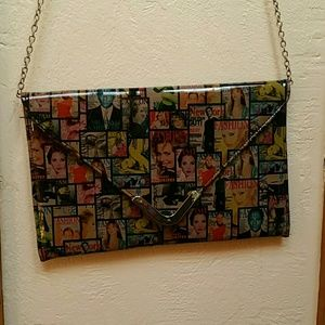 Handbags - Purse, multicolor, Fashion magazine.